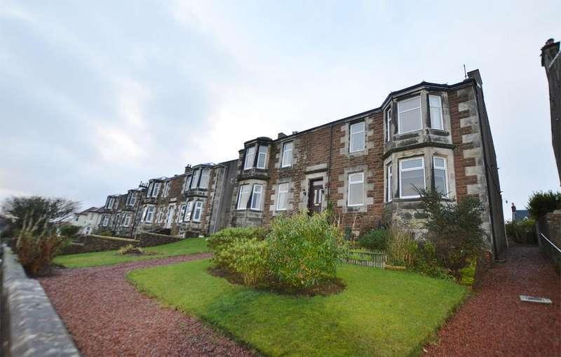 1 Bedroom Flat for sale in 9a Weston Terrace, WEST KILBRIDE, KA23 9JX