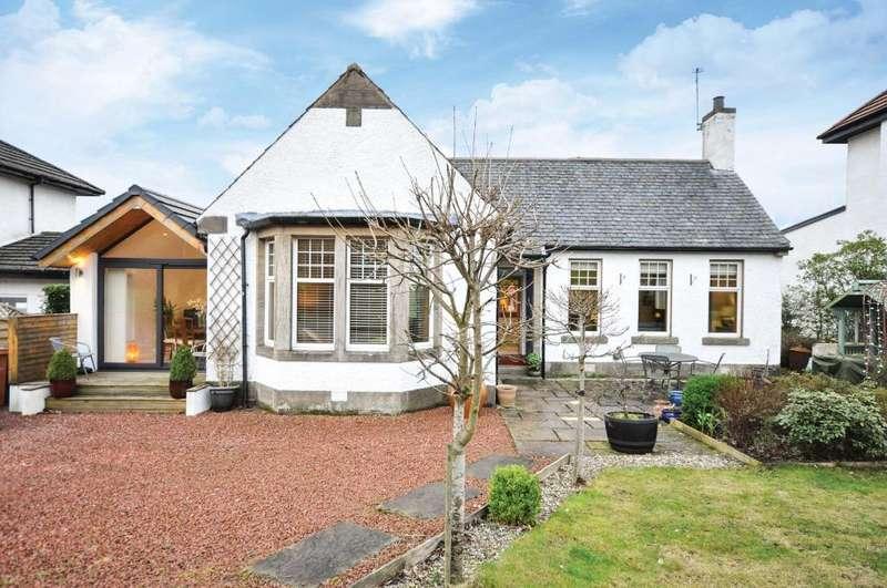 4 Bedrooms Detached House for sale in Bailie Drive , Bearsden , East Dunbartonshire , G61 3AL