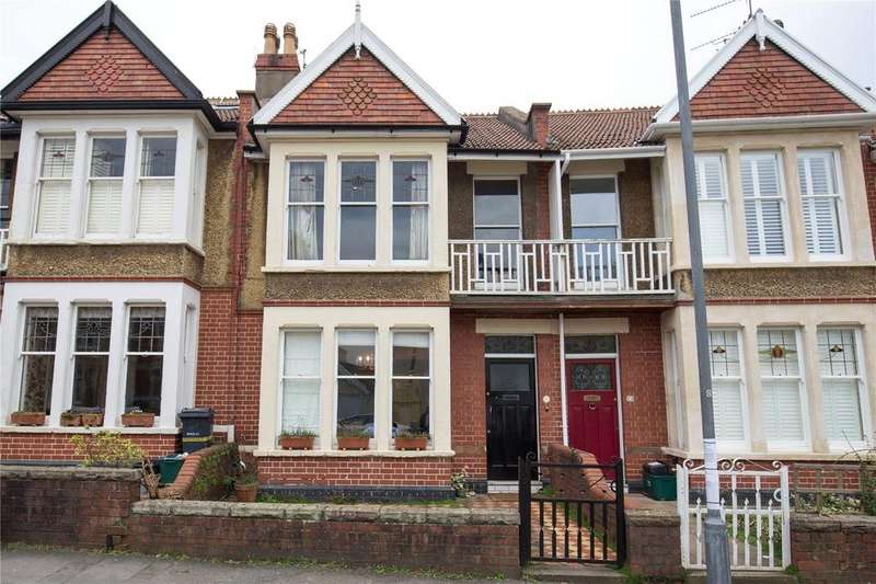 2 Bedrooms Apartment Flat for sale in St. Albans Road, Bristol, BS6