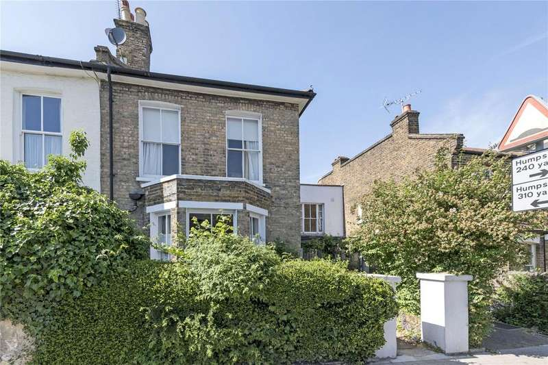 4 Bedrooms Semi Detached House for sale in Nottingham Road, London, SW17