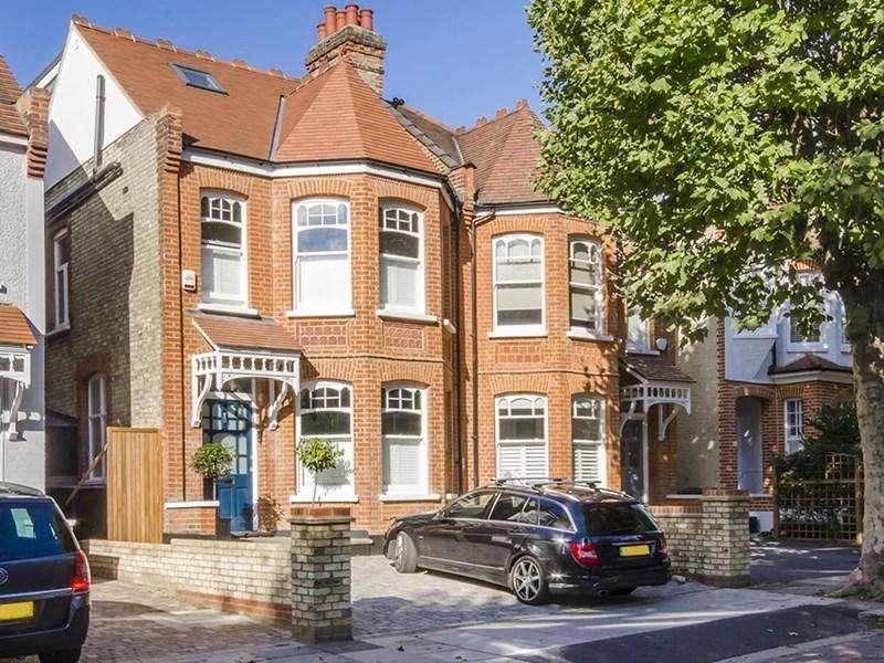 5 Bedrooms Semi Detached House for sale in Warner Road, London