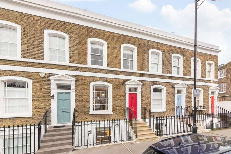 3 Bedrooms Terraced House for sale in Mary Street, Islington, London