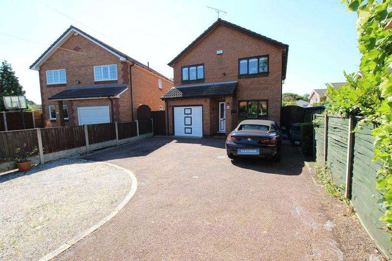 4 Bedrooms Detached House for sale in Woodland Road, Whitby