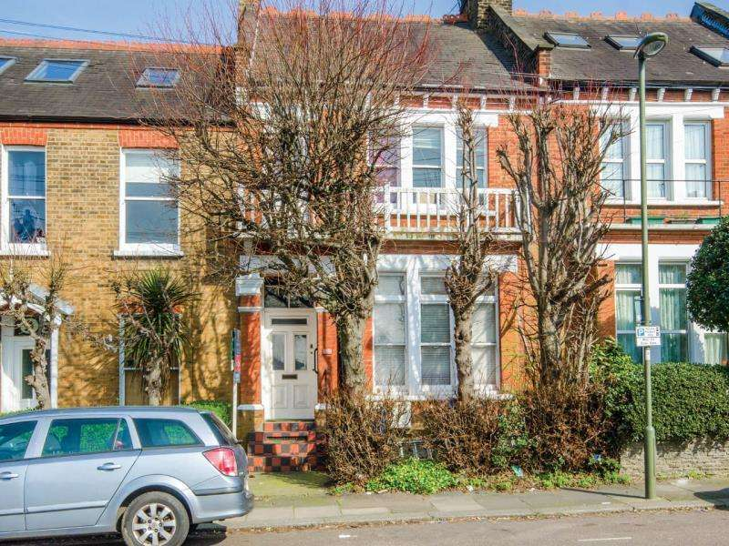 5 Bedrooms Terraced House for sale in Durham Road, N2