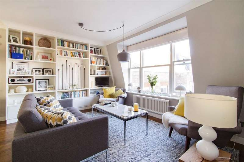 1 Bedroom Flat for sale in Pied Bull Court, Galen Place, London, WC1A