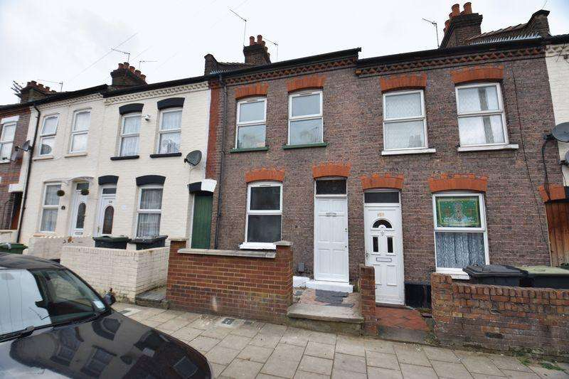 2 Bedrooms Terraced House for sale in Beech Road, Luton