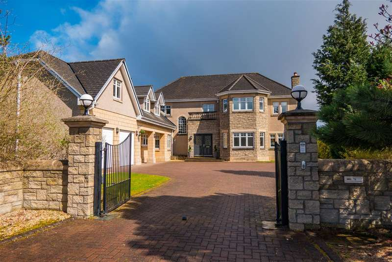 6 Bedrooms Detached House for sale in Castle View, Airth