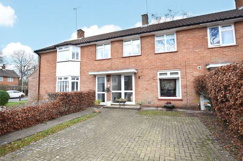 3 Bedrooms Terraced House for sale in Balfour Crescent, Bracknell, Berkshire, RG12
