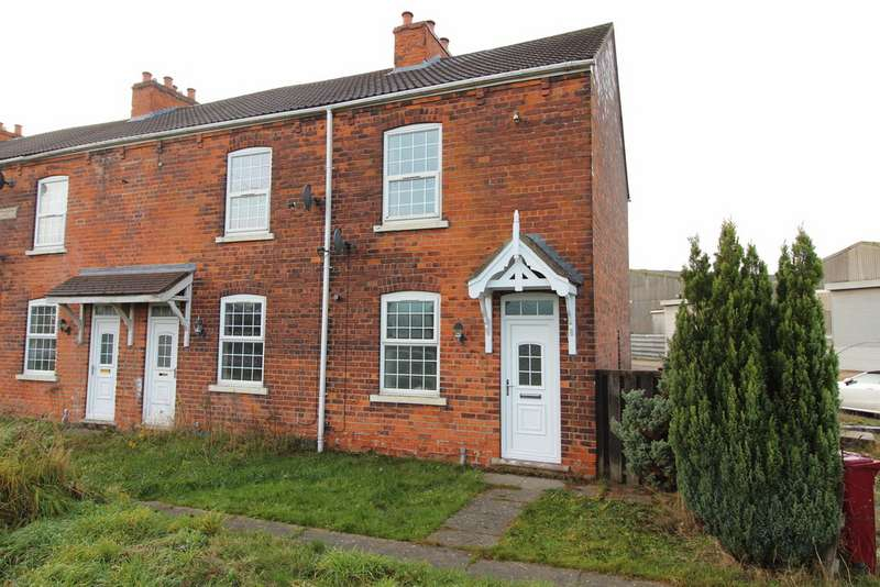 2 Bedrooms Property for sale in Station Road, Kirton In Lindsey DN21