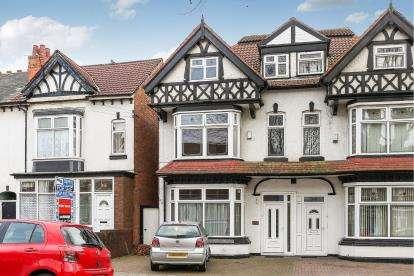 6 Bedrooms Semi Detached House for sale in Mansel Road, Birmingham, West Midlands, .