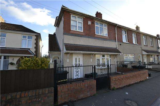 2 Bedrooms Flat for sale in Kellaway Avenue, Bishopston, Bristol, BS6 7YL