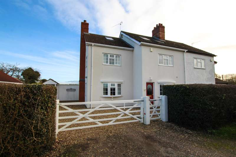 4 Bedrooms Semi Detached House for sale in Station Road, Stanbridge, Leighton Buzzard