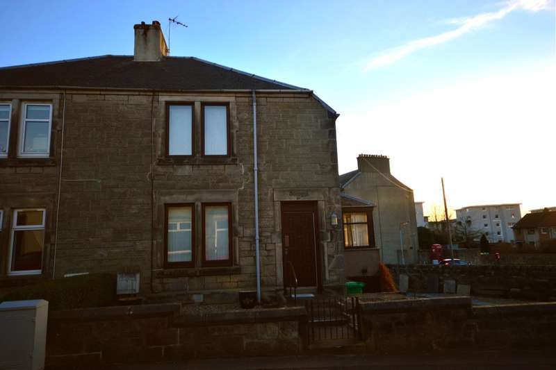 2 Bedrooms Semi Detached House for sale in South Dewar Street, Dunfermline, KY12