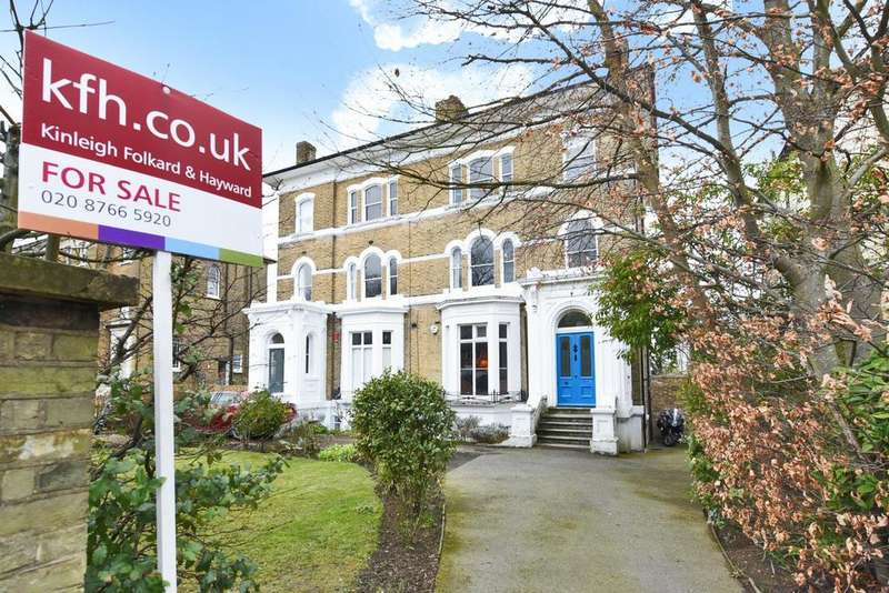 5 Bedrooms Semi Detached House for sale in Church Road, Crystal Palace