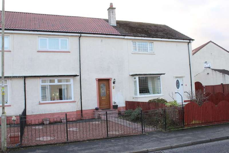 2 Bedrooms Terraced House for sale in Golfhill Drive, Bonhill