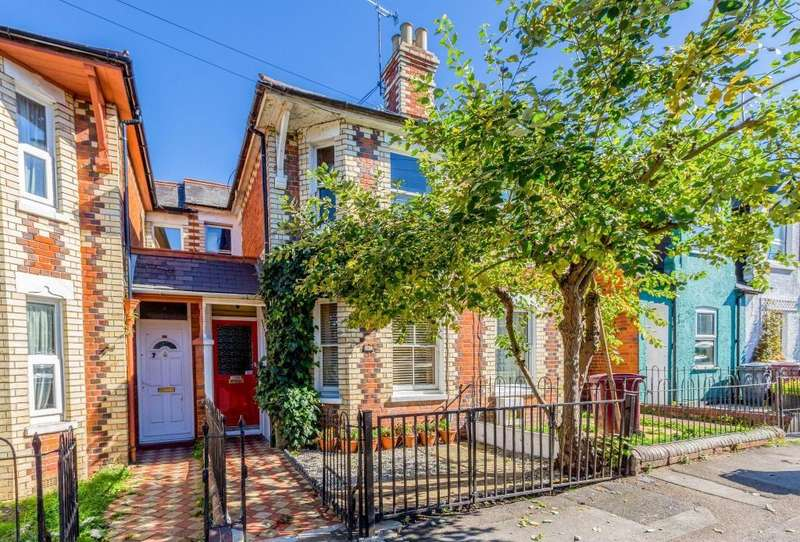 3 Bedrooms Terraced House for sale in Highgrove Street, Reading, RG1