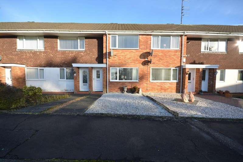 2 Bedrooms Flat for sale in Forest Grove, Kilmarnock, KA3
