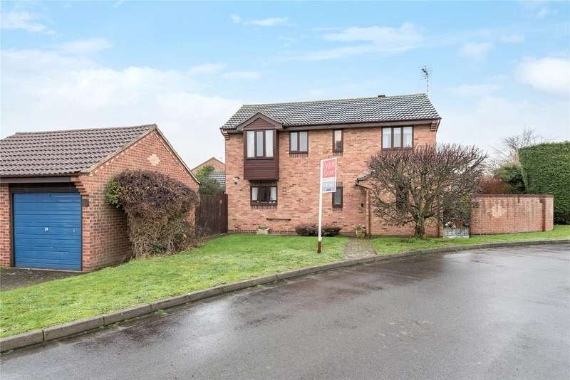 4 Bedrooms Detached House for sale in Belton Grove, Grantham, NG31