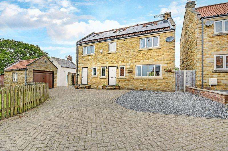 5 Bedrooms Detached House for sale in Pond Farm Close, Hinderwell