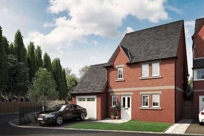 3 Bedrooms Detached House for sale in SYCAMORE PARK, BESTWOOD VILLAGE