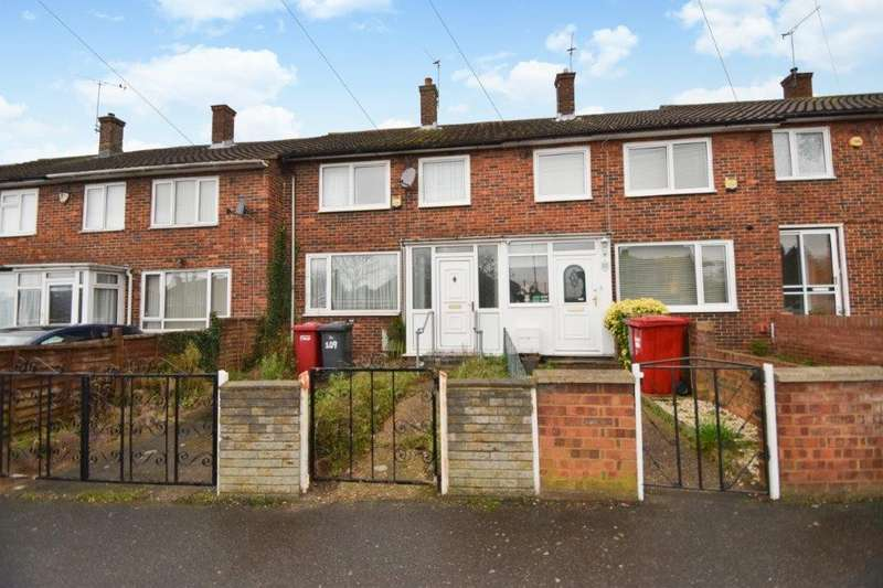 2 Bedrooms Terraced House for sale in Long Readings Lane, Slough, SL2