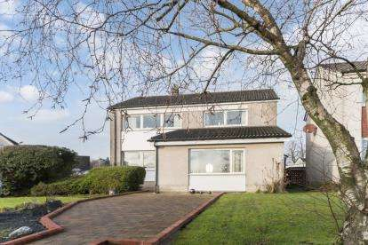 4 Bedrooms Detached House for sale in Glen View, Kildrum