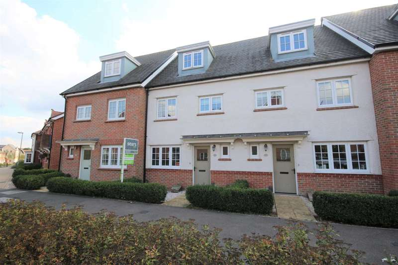 4 Bedrooms Terraced House for sale in Merlin Way, Bracknell
