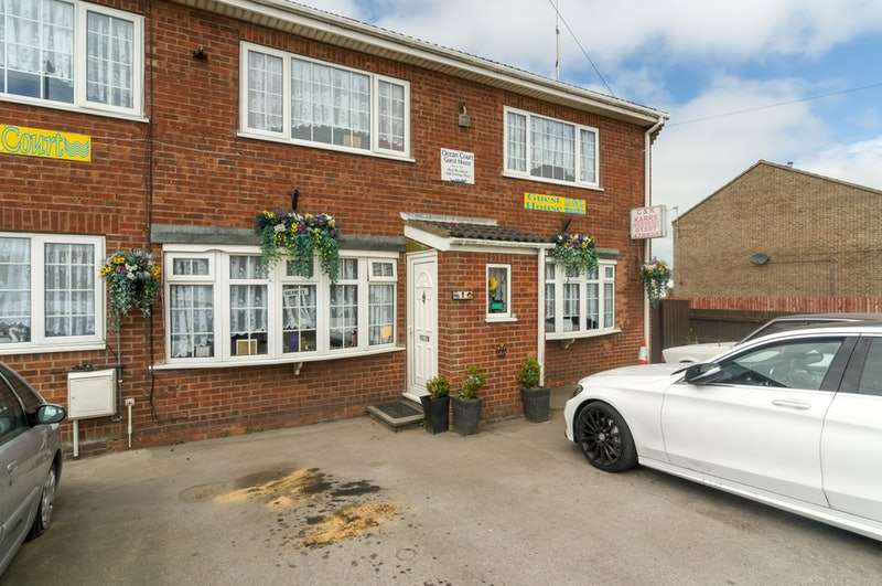 7 Bedrooms Semi Detached House for sale in Seaholme Road, Mablethorpe, Lincolnshire, LN12