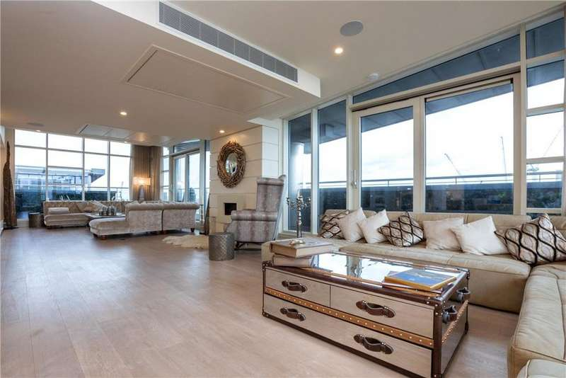 4 Bedrooms Penthouse Flat for sale in Leftbank, Spinningfields, Manchester, Greater Manchester, M3