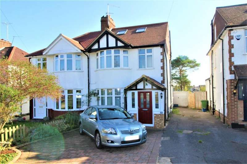 4 Bedrooms Semi Detached House for sale in Auckland Road, Potters Bar