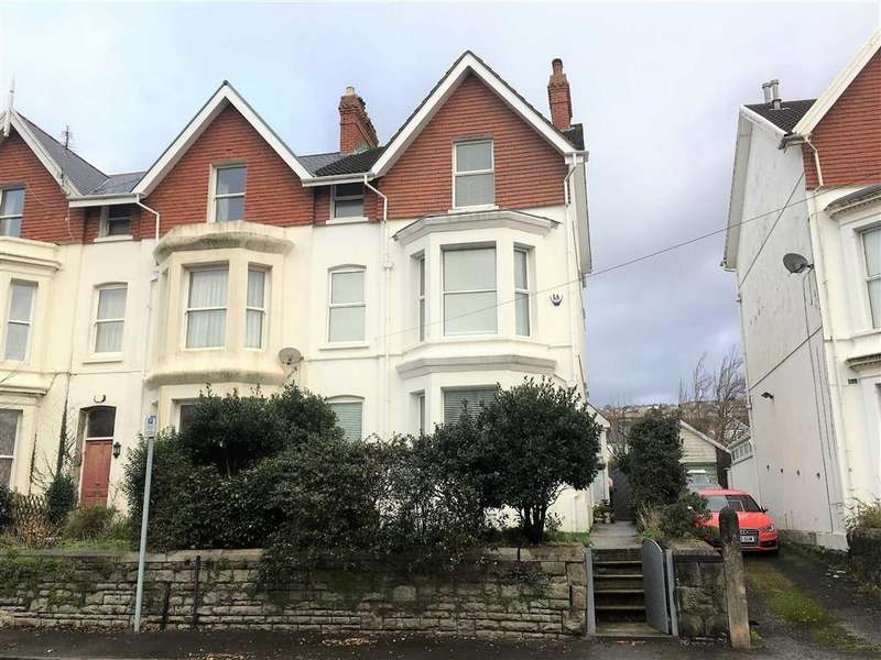 7 Bedrooms End Of Terrace House for sale in Eaton Crescent, Swansea, SA1