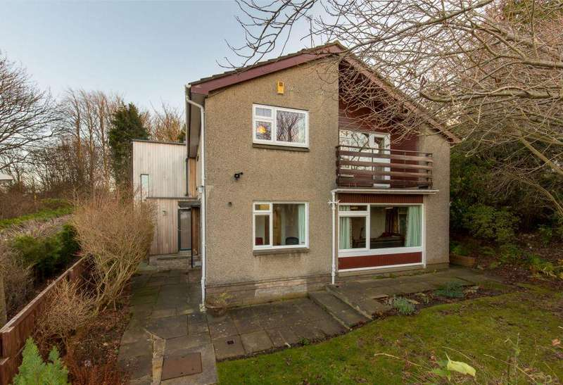 6 Bedrooms Detached House for sale in 28 Craigleith View, Edinburgh, EH4 3JZ