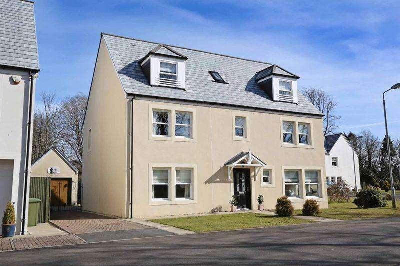 5 Bedrooms Villa House for sale in 3 Weavers Court, Fenwick, KA3 6GE