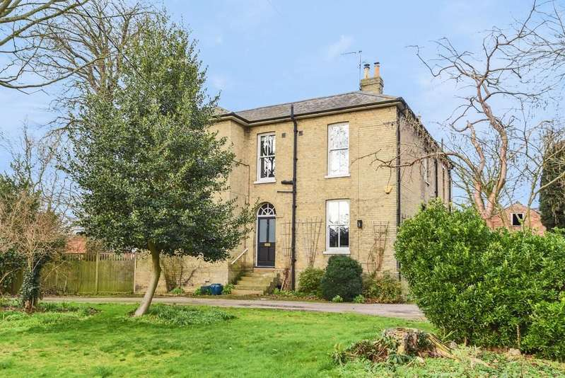 4 Bedrooms Detached House for sale in Wiggenhall St. Mary Magdalen