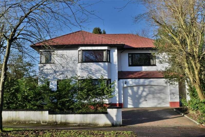 4 Bedrooms Detached House for sale in Coronation Way, Bearsden
