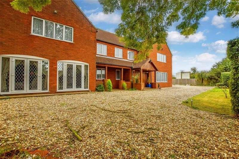 7 Bedrooms Property for sale in Hasthorpe Road, Sloothby, Alford, Lincolnshire, LN13 9NS