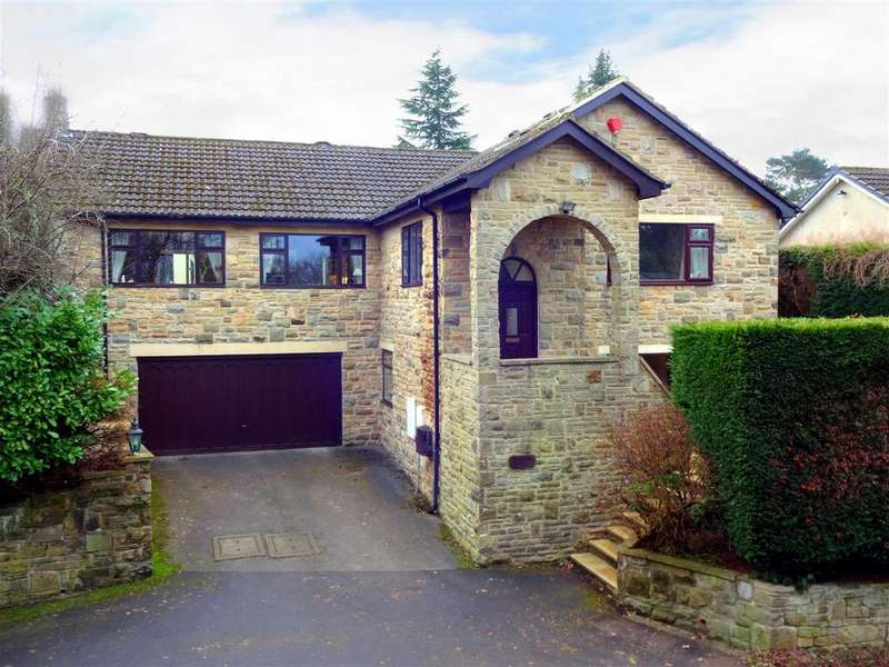 4 Bedrooms Detached House for sale in Highway, Guiseley, Leeds