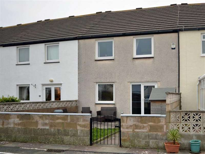 2 Bedrooms Terraced House for sale in Pepperhall Walk, Haverigg, Cumbria