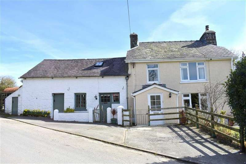 5 Bedrooms Smallholding Commercial for sale in Cei Bach, New Quay, Ceredigion