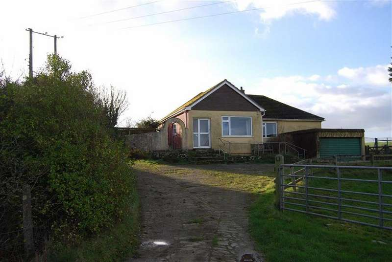 3 Bedrooms Detached House for sale in Trelill, Bodmin, Cornwall, PL30