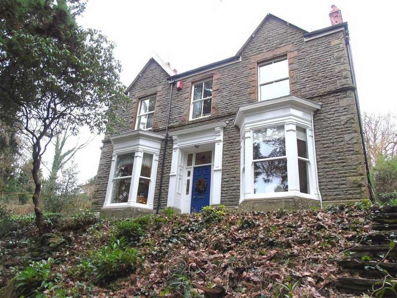 5 Bedrooms Detached House for sale in Clydach Road, Ynystawe, Swansea