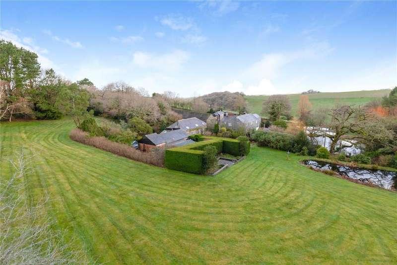 3 Bedrooms Detached House for sale in Ashwell, Halwell, Totnes, Devon, TQ9