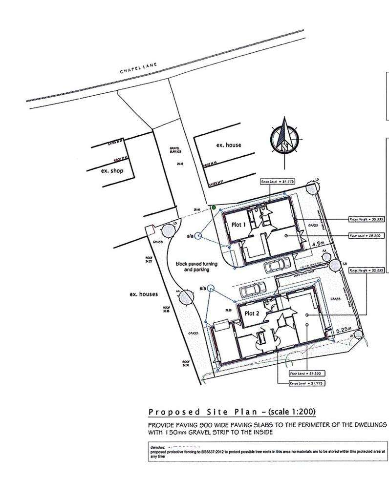 Plot Commercial for sale in The Yard, 26 Chapel Lane, Sleaford, Lincolnshire, NG34