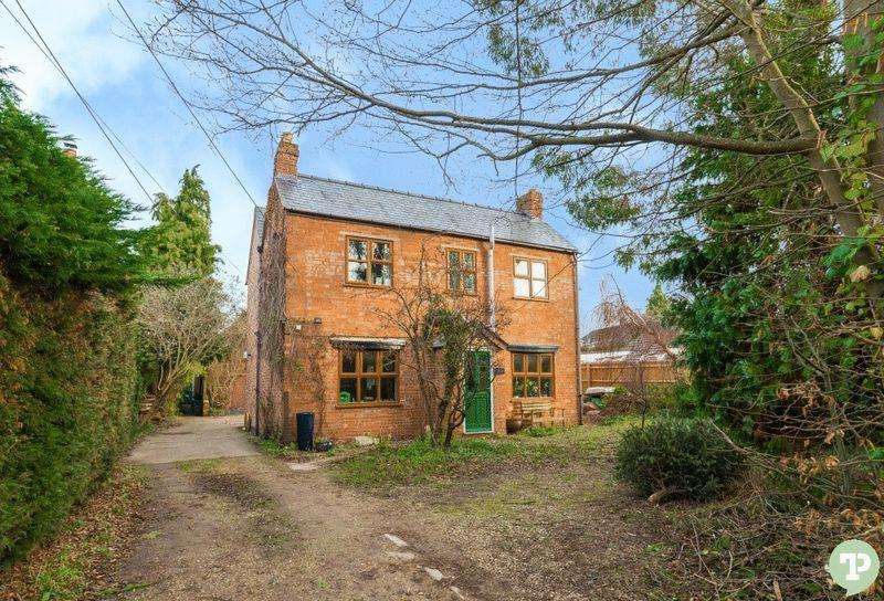 5 Bedrooms Detached House for sale in Oxford Road, Garsington