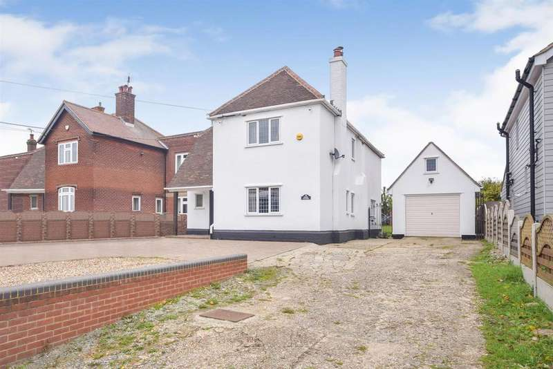 4 Bedrooms Detached House for sale in Inworth Road, Feering, Colchester
