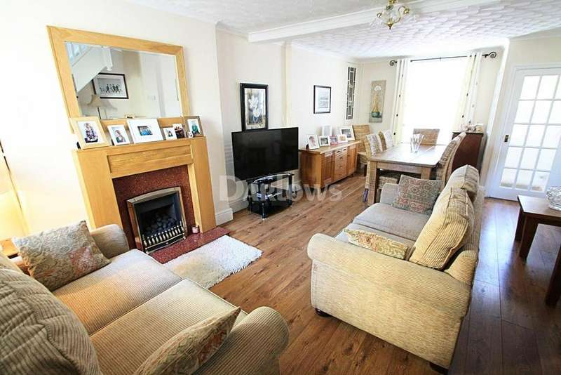 2 Bedrooms Terraced House for sale in Worcester Street, Brynmawr, Gwent