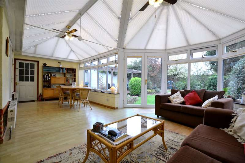 5 Bedrooms Detached House for sale in Northfield Road, Ringwood, Hampshire, BH24