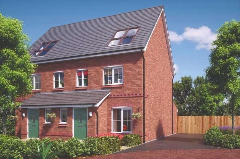 3 Bedrooms Semi Detached House for sale in New Calder At Galton Lock Mafeking Road, Smethwick, B66