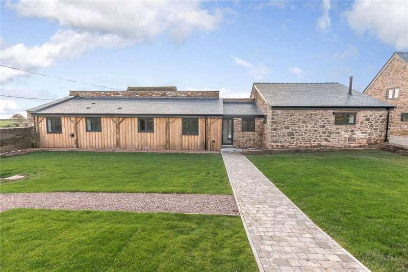 4 Bedrooms Detached House for sale in Wibdon Farm, Stroat, Chepstow, Gloucestershire, NP16