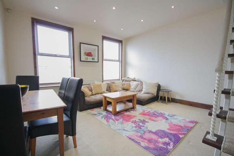 2 Bedrooms Maisonette Flat for sale in Wells Road, Totterdown, Bristol